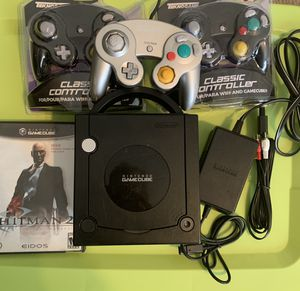 GameCube Bundle w/ Original Controller + 2 Off Brand for Sale in Saint Paul, MN