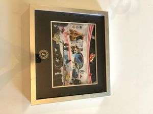 Commander Mickey's sci-fi adventures framed pin set for Sale in Las Vegas, NV