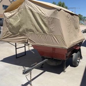 Motorcycle Tent Trailer Camper ......light Weight for Sale in Las Vegas, NV