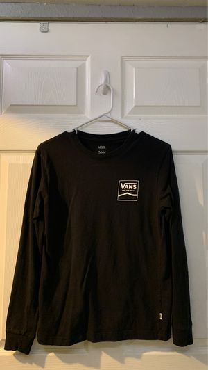vans long sleeve for Sale in Hoquiam, WA