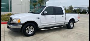 2001 Ford F-150 SUPERCREW for Sale in Moreno Valley, CA