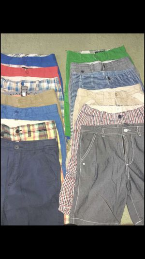 Shorts for boys size 14 for Sale in Addison, IL