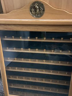 Golf Glass Cabinet Pick Up By Sat Night for Sale in Scottsdale,  AZ