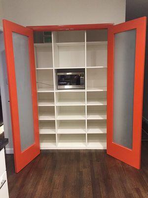 Custom made pantry shelving for Sale in Woodland Park, NJ