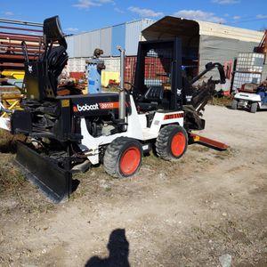 Bobcat Trencher for Sale in Houston, TX