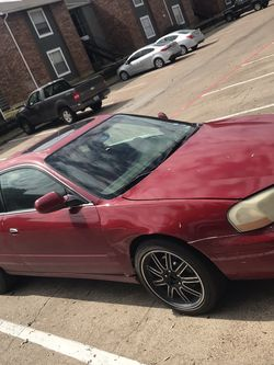 2001 Acura CL 3.2 Type-S 2dr Coupe for Sale in Dallas,  TX