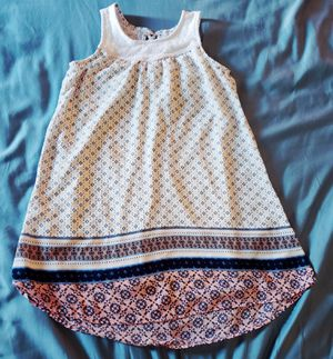 Girls 10/12 Boho Patterned Dress for Sale in East Wenatchee, WA