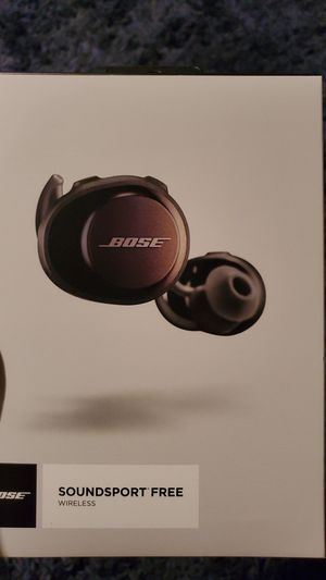 Soundsport bose earbuds for Sale in Thornton, CO