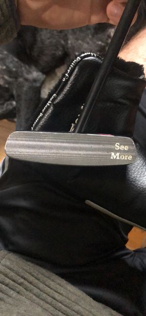 Seemore SS303 milled putter for Sale in Livonia, MI