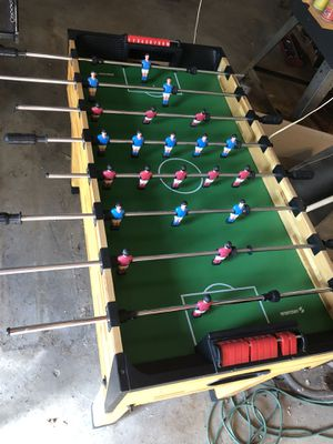 Foosball table for Sale in Beaver, PA