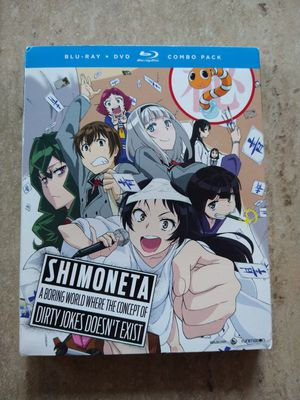 Shimoneta: A Boring World Where the Concept of Dirty Jokes Doesn't Exist for Sale in Downey, CA