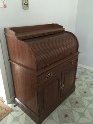 Roll top cupboard for Sale in Martinsburg, WV
