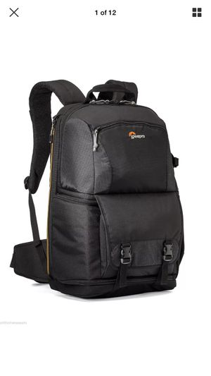 Lowepro fastpack bp 250 aw for Sale in Houston, TX