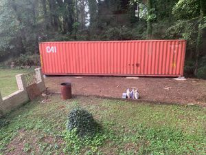 Gently used 40' High Cube Cargo Shipping Container for sale, Air and Water tight for Sale in Atlanta, GA
