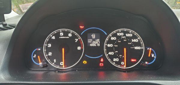 2004 Acura TSX 6spd