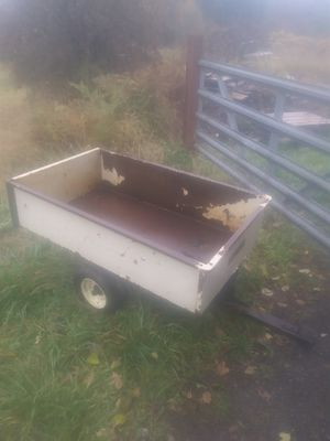 Lawnmower trailer for Sale in Tacoma, WA