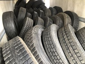 Used Commercial Truck Tires any size for any Commercial Trucks, Towing, Trailer, Box & Dump Trucks for Sale in Manassas, VA