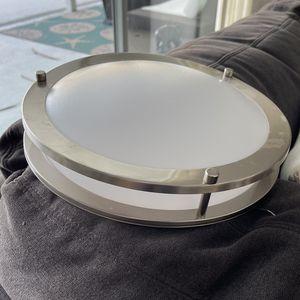 "LED ceiling Light Fixture, Dimmable, Soft Light 12"" Diameter for Sale in Palm Harbor, FL"