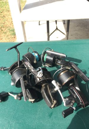 5 Garcia/Mitchell Fishing Reels for Sale in Lakewood, CA