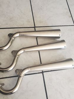 Brand New Pipes For Minibike for Sale in Hacienda Heights,  CA