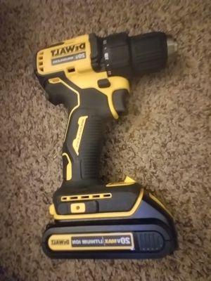Dewalt 20v xr drill. for Sale in San Diego, CA