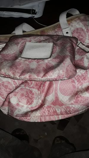 Coach make up bag and tote for Sale in Tampa, FL