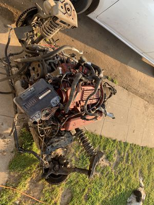 Lt1 5.7 Complete Swap Automatic Transmission for Sale in Fresno, CA