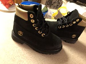 Like New Condition Timberlands Boots Toddler for Sale in Nashville, TN