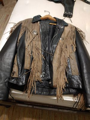 Leather jacket. Large for Sale in Cumming, GA