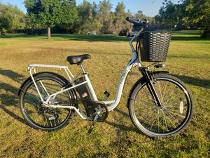 Electric Bike Cruiser 350w Ebike for Sale in Chino Hills, CA