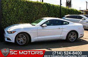 2017 Ford Mustang for Sale in Placentia, CA
