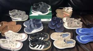 Toddler Size 7 Shoes for Sale in Seattle, WA