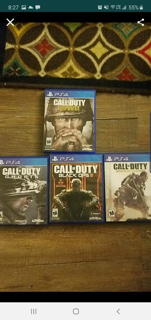 Call of duty Collection for Sale in Montclair, CA