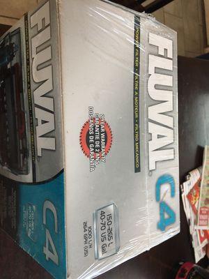 Fluval C4 Aquarium Power Filter for Sale in Norwalk, CA