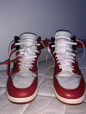 UAA Offwhite jordan 1 Chicago for Sale in Westerville, OH