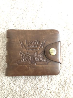 Levis genuine leather wallet for Sale in Vienna, VA