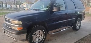 2001 Chevy Tahoe 4x4 for Sale in Highland, CA