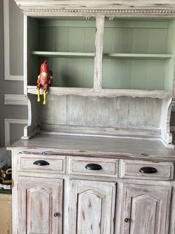 Repurposed China cabinet. for Sale in Manassas,  VA