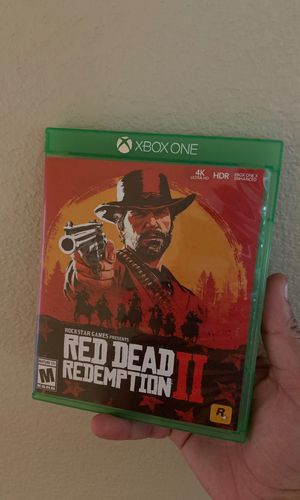 Red dead redemption 2 for Sale in Lathrop, CA