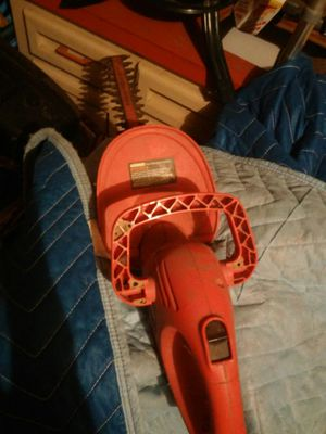 Hedge trimmer and leaf blower for Sale in Lake Orion, MI