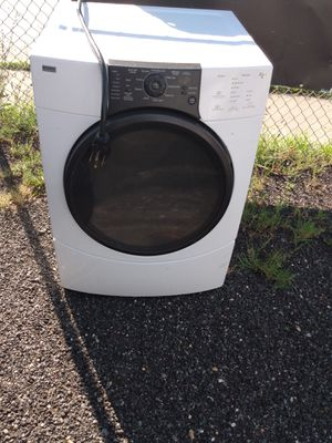 Kenmore heavy duty large capacity dryer works good 30 day warranty {contact info removed} for Sale in Washington, DC