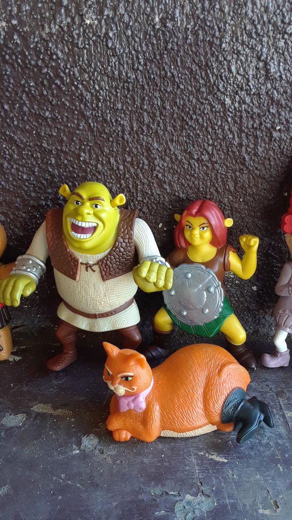 Shrek and Friends