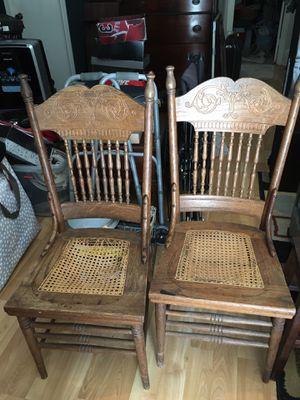 Antique chairs for Sale in Woodbridge, VA