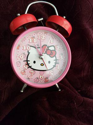 Hello Kitty Clock for Sale in Zephyrhills, FL