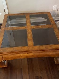 Table Set-Coffee Table and Side Tables for Sale in West Orange,  NJ