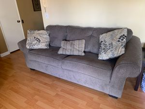 Ashley furniture. 2 sofas. BEST OFFER for Sale in Long Beach, CA