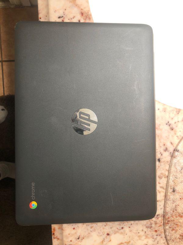 Chrome book 11 HP