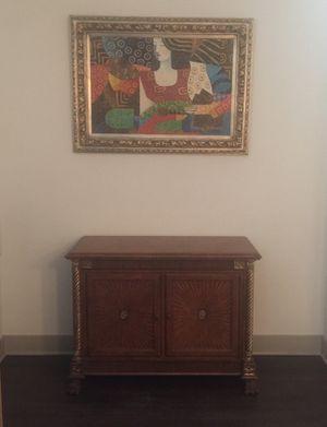 Beautiful Starburst Cabinet for Sale in Orlando, FL