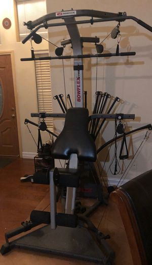 Bowflex machine. Pick up only for Sale in Las Vegas, NV