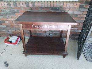 Small kitchen island for Sale in Adelphi, MD
